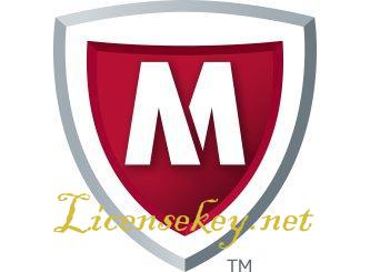 McAfee Internet Security 2017 License Key Free Download
