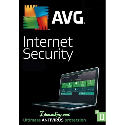 AVG Internet Security 2016 - 2017 License Key