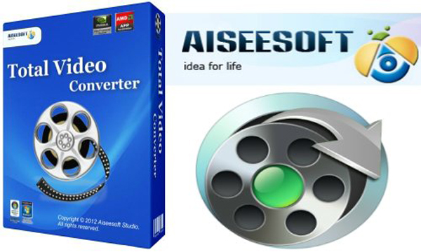 Aiseesoft Total Video Converter Platinum 9 License Key [Cracked]