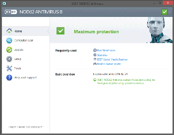 ESET NOD32 Antivirus 12 1 34 0 Crack + License Key 2019 Free