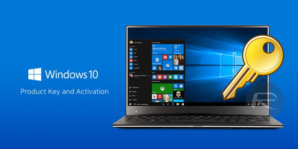 Free Windows 10 Activation Keys for All Editions