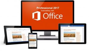 Microsoft Office 2017 Product Key + Crack Full Version