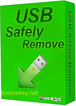 USB Safely Remove 6.0.9 Crack & License Key 2018