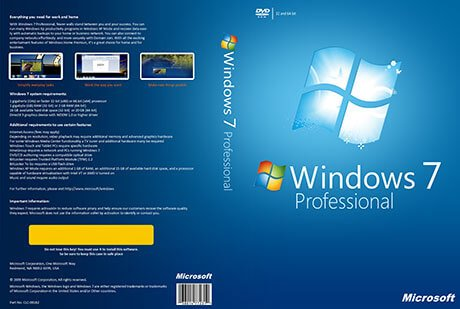 keygen windows 7 professional