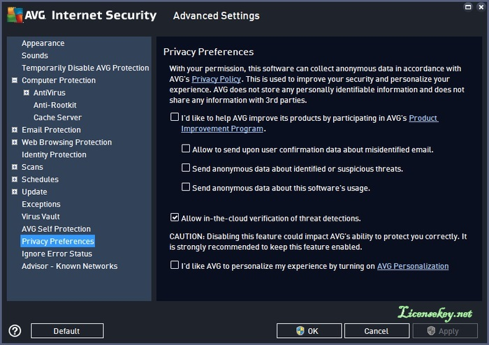 avg antivirus free 2019 license key