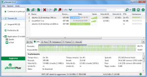 utorrent pro + serial download