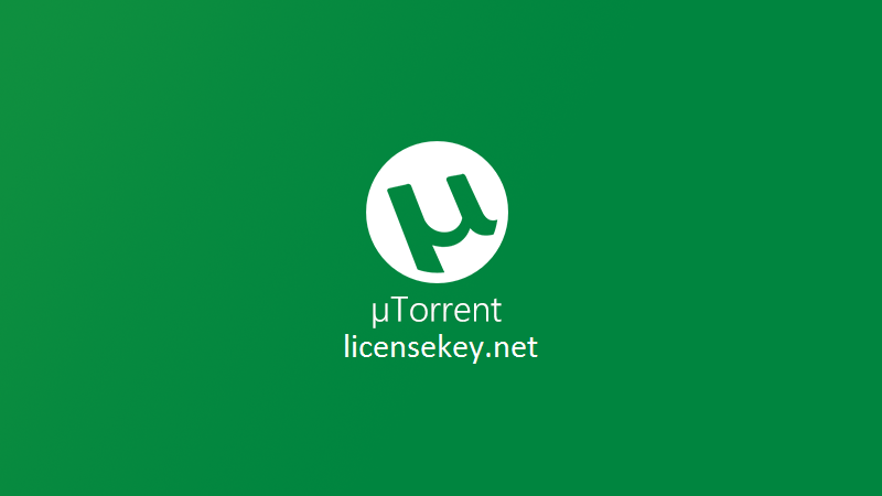 uTorrent 2017 License Key + Crack Free Download