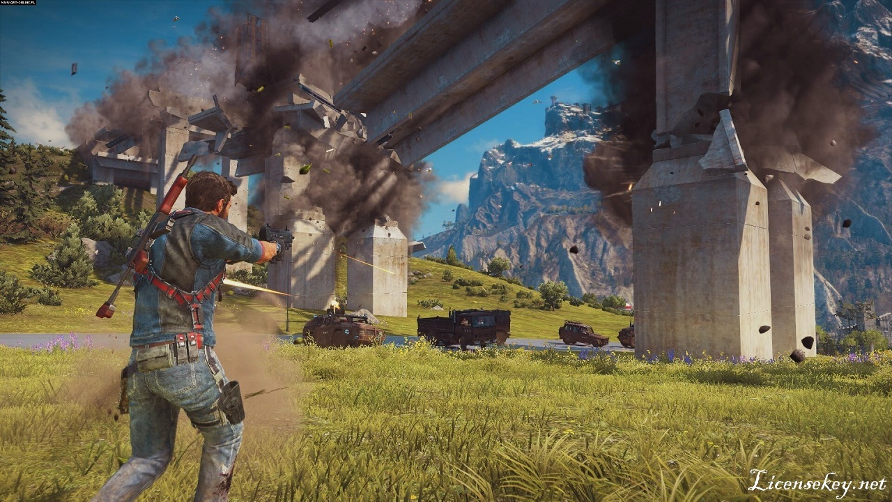Just Cause 3 Crack Only Full Free Download
