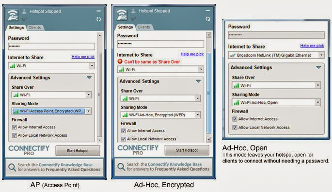Connectify Hotspot Pro 2017 License Key +  Full Crack Free Download