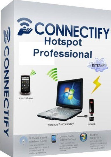Connectify Hotspot Pro 2017 Crack + License Key Full