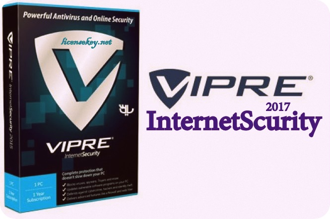 Vipre Internet Security License Key 2017 Latest Full Free