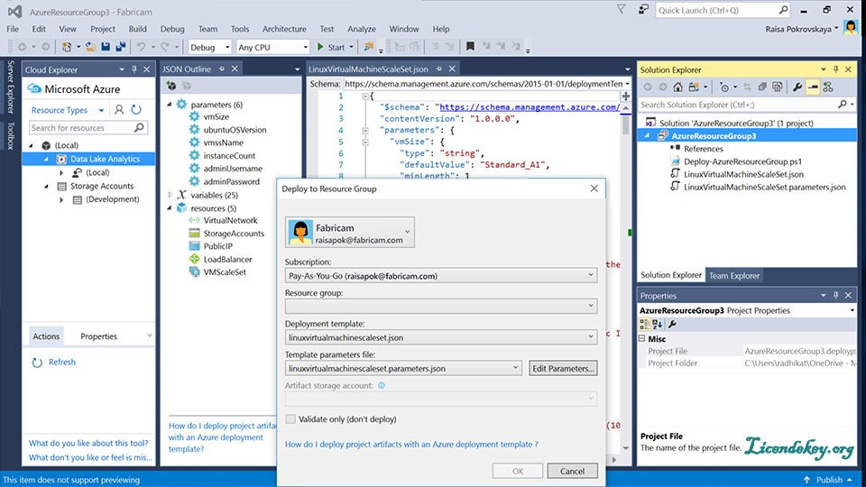 php tools for visual studio license key crack