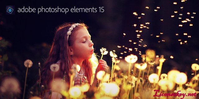 Adobe Photoshop Elements 15 License Key+Mac With Crack (Latest) Version Download
