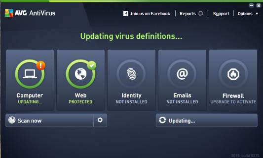 AVG Antivirus 2017 License Key Plus Crack Full Free Download