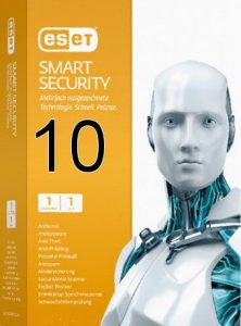 ESET Smart Security 10 License Key + Crack Full Version Free