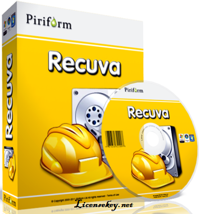 Recuva PRO Crack 1.53 with License Key Free Download