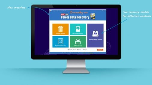 MiniTool Power Data Recovery 7.5 License Key With Crack [Latest]