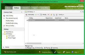 Advanced Key and Mouse Recorder License Code & Crack Full