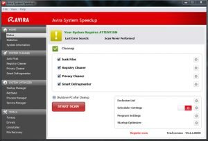 Avira System Speedup 5.3.0 Crack With Activation Code Full