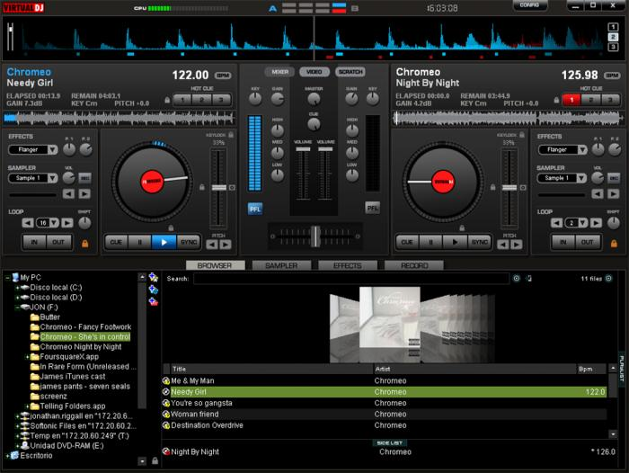 How to update your virtualdj djc version?