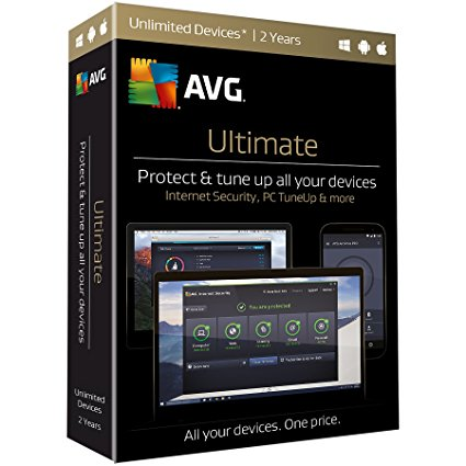 AVG Ultimate 2018 License Key + Crack Free Download