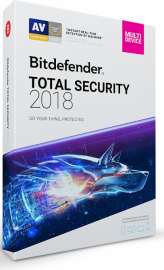 Bitdefender Total Security 2018 License Key With Crack Free Download