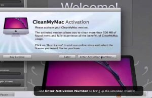 CleanMyMac X 4.3.1 Crack Plus License Key Download 2019