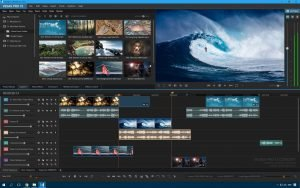 Sony Magix Vegas Pro 15 Crack with Serial Number Full Download