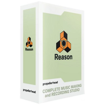 Reason 10.2.2 License Key With Crack Free Download
