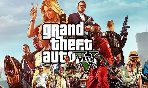 gta 5 torrent and crack