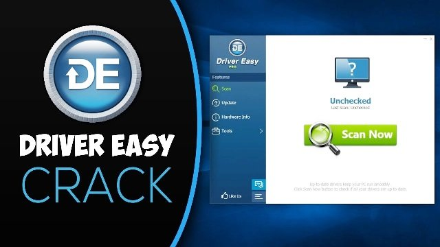Driver Easy Pro 5.6.11 License Key Plus Crack Free Download