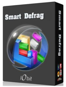 IObit Smart Defrag Pro 6.2.5 Crack + License Key Download 2019